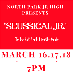North Park Seussical Jr.