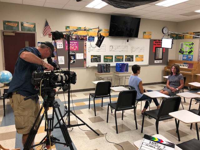 Lockport Schools featured on NBC's Today show