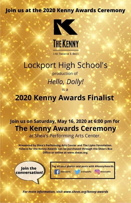 The Kenney Awards Invitation