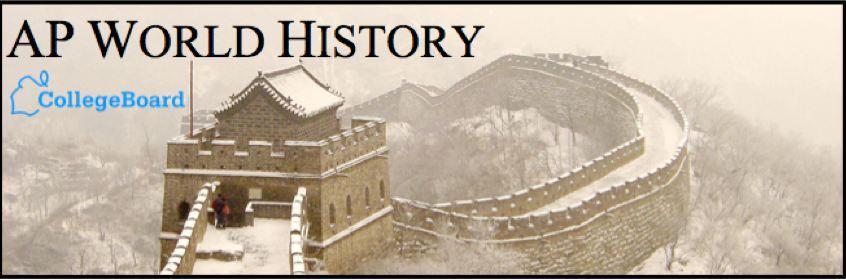 ap world history dbq essay 2004